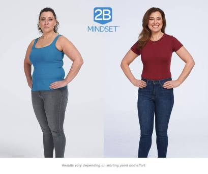 2B Mindset | Nutrition Based Transformation Photos | Healthy Eating Transformation Pics