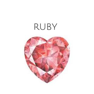 Gemstone Personality Test | Ruby Gem Stone